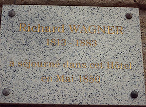 Wilhelm Richard Wagner compositeur allemand